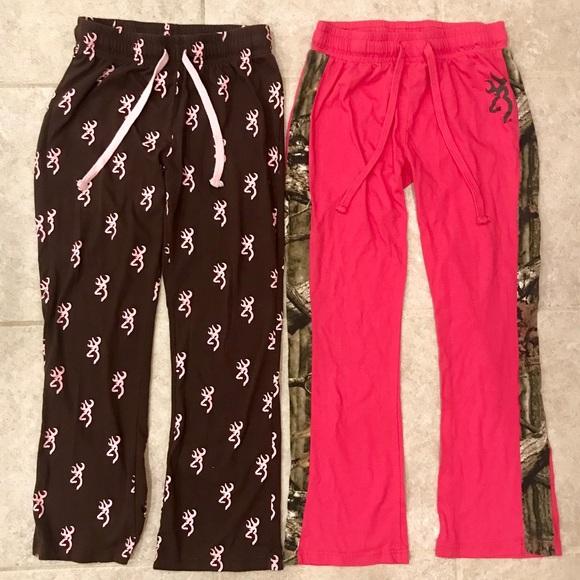 67737f6355 Browning Other - Browning pajama pants - 2 pair